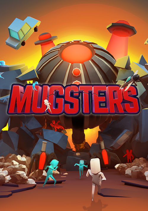 Mugsters - Cover / Packshot