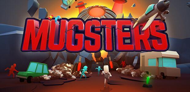 Mugsters - Cover / Packshot
