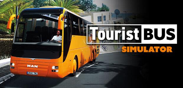 Tourist Bus Simulator - Cover / Packshot