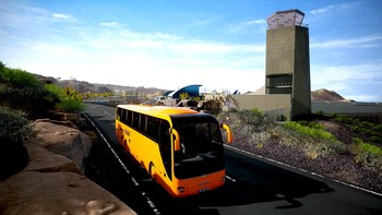Screenshot1 - Tourist Bus Simulator