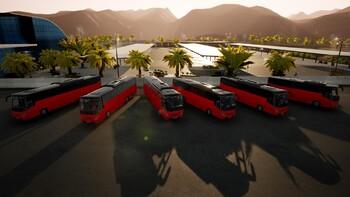 Screenshot4 - Tourist Bus Simulator - VDL Futura FHD2