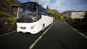 Screenshot1 - Tourist Bus Simulator - VDL Futura FHD2
