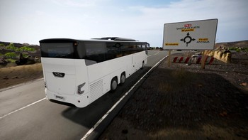 Screenshot5 - Tourist Bus Simulator - VDL Futura FHD2