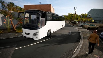 Screenshot9 - Tourist Bus Simulator - VDL Futura FHD2