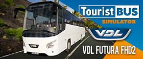 Tourist Bus Simulator - VDL Futura FHD2