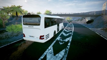 Screenshot4 - Tourist Bus Simulator - MAN Lion's Intercity
