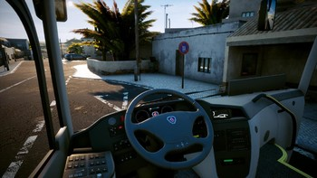 Screenshot3 - Tourist Bus Simulator - Scania Touring