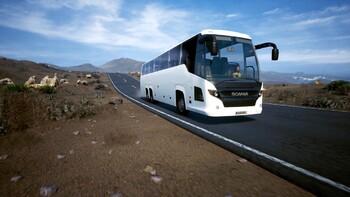 Screenshot1 - Tourist Bus Simulator - Scania Touring