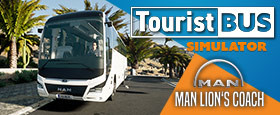 Tourist Bus Simulator - MAN Lion's Coach 3rd Gen