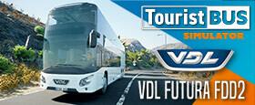 Tourist Bus Simulator - VDL Futura FDD2