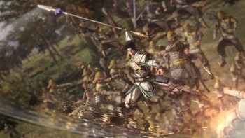 Screenshot2 - Dynasty Warriors 9