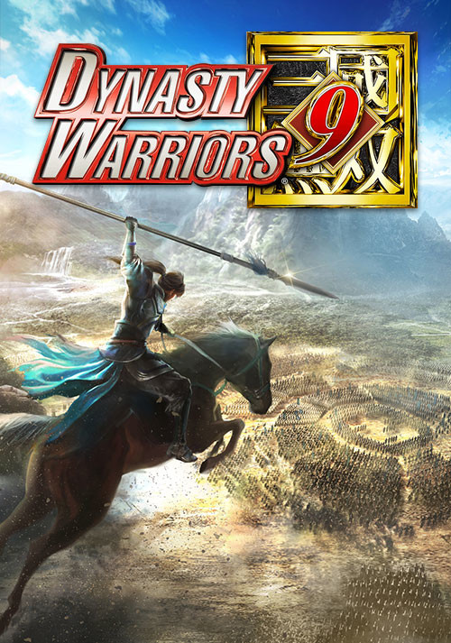 Dynasty Warriors 9 - Cover