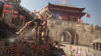 Screenshot4 - Dynasty Warriors 9