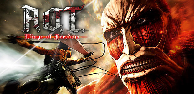 Attack on Titan / A.O.T. Wings of Freedom - Cover / Packshot
