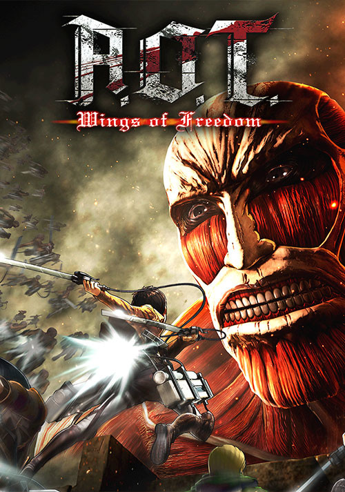 attack on titan aot wings of freedom pc download
