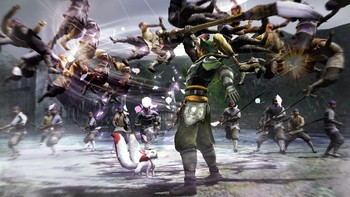 Screenshot4 - DYNASTY WARRIORS 8: Xtreme Legends Complete Edition