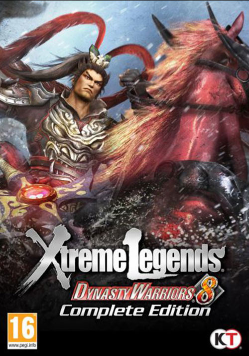 DYNASTY WARRIORS 8: Xtreme Legends Complete Edition - Cover / Packshot