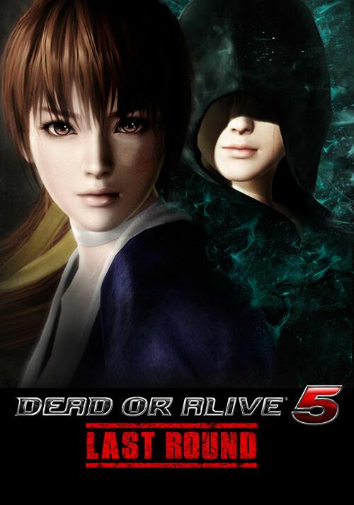 Dead or Alive 5 Last Round - Full Game - Cover / Packshot