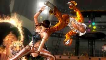 Screenshot3 - Dead or Alive 5 Last Round - Full Game