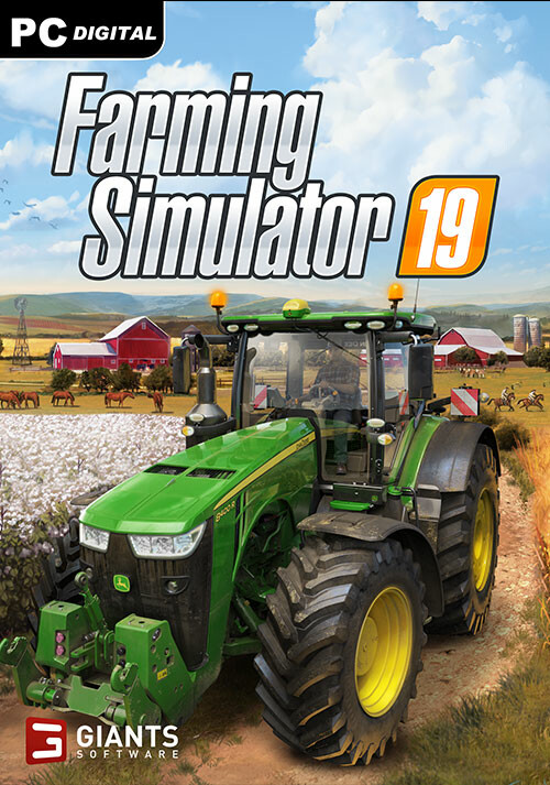 Farming Simulator 19 - Cover