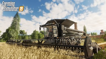 Screenshot2 - Farming Simulator 19 (Steam)