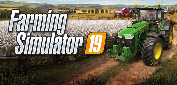 Farming Simulator 19 (Steam) - Cover / Packshot
