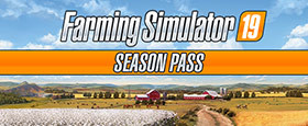 Farming Simulator 19 - Season Pass (Giants)