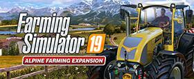 Farming Simulator 19 - Alpine Farming Expansion (Giants)