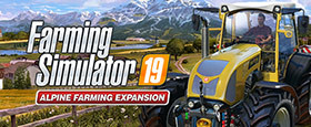 Farming Simulator 19 - Alpine Farming Expansion (Giants)