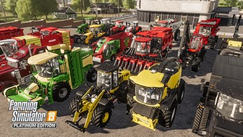Screenshot2 - Farming Simulator 19 - Platinum Edition (Steam)