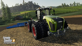 Screenshot1 - Farming Simulator 19 - Platinum Expansion (Steam)