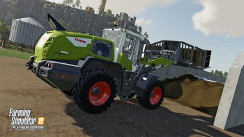 Screenshot3 - Farming Simulator 19 - Platinum Expansion (Steam)
