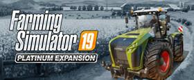 Farming Simulator 19 - Platinum Expansion (Steam)