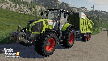 Screenshot4 - Farming Simulator 19 - Platinum Expansion (Giants)