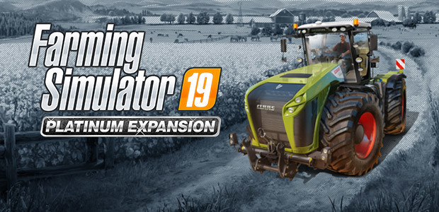 Farming Simulator 19 - Platinum Expansion (Giants) - Cover / Packshot