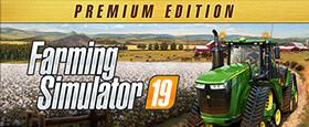 Farming Simulator 19 - Premium Edition (Steam)