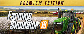 Farming Simulator 19 - Premium Edition (Steam)
