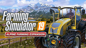 Farming Simulator 19 - Alpine Farming Expansion (Steam)