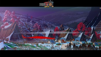 Screenshot5 - Banner Saga Trilogy - Deluxe Pack