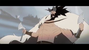 Screenshot10 - Banner Saga Trilogy - Deluxe Pack