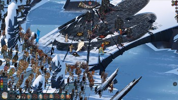 Screenshot1 - Banner Saga Trilogy - Deluxe Pack