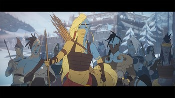 Screenshot4 - Banner Saga Trilogy - Deluxe Pack