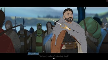 Screenshot7 - Banner Saga Trilogy - Deluxe Pack