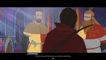 Screenshot9 - Banner Saga Trilogy - Deluxe Pack