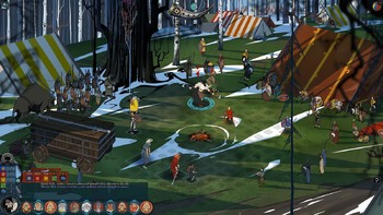 Screenshot6 - Banner Saga Trilogy - Deluxe Pack