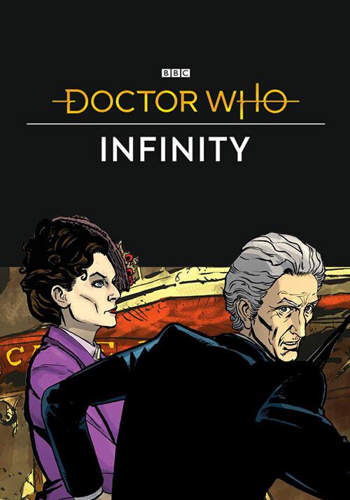 Doctor Who Infinity - Packshot