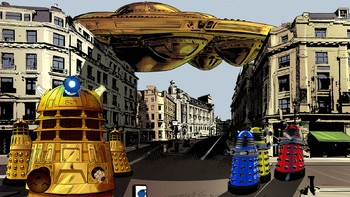 Screenshot1 - Doctor Who Infinity