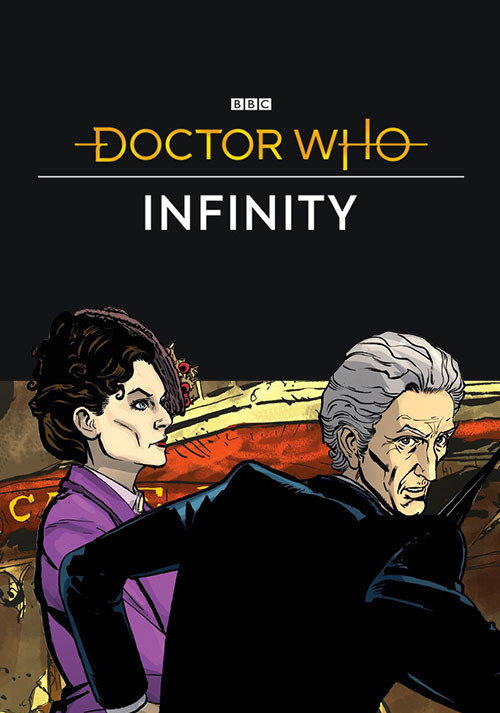 Doctor Who Infinity - Cover