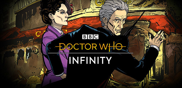 Doctor Who Infinity - Cover / Packshot
