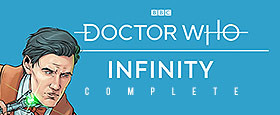 Doctor Who Infinity - Complete